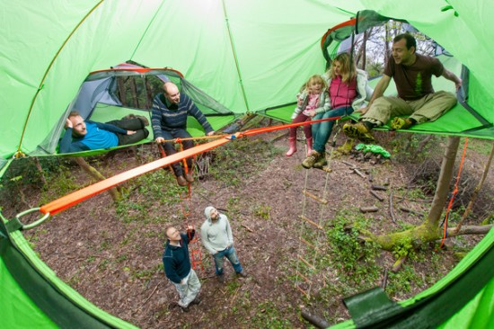 Big Top Tent - Cool Family Tents