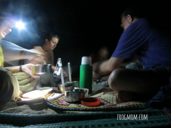 Family Volunteering for Sea Turtles in Thailand - Beach Camp Out