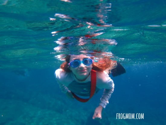 Snorkeling with kids in Thailand | Ethics & Guidelines