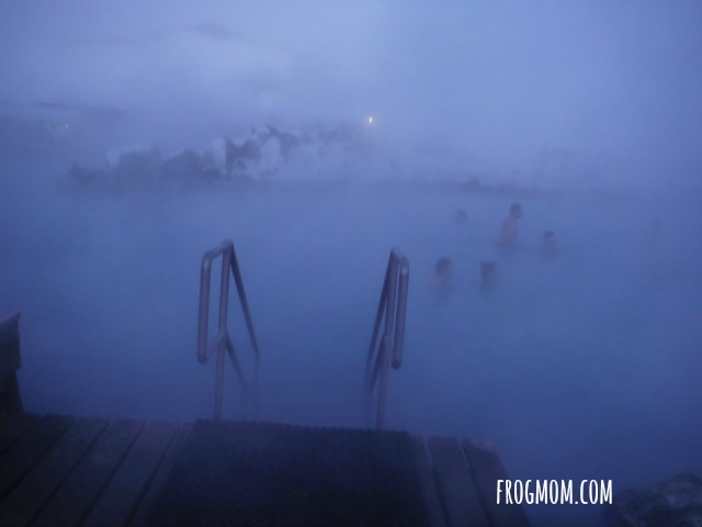Fish Food Adventures with Kids in Iceland - Myvatn Nature Baths