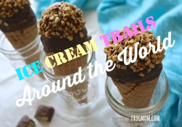Ice Cream Trails Around the World
