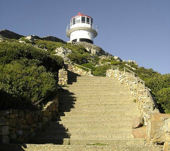 Lighthouse Hikes around the World - Cape Point