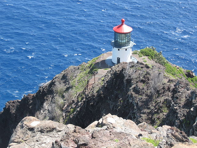 Lighthouse Hikes around the World - Makapu'u