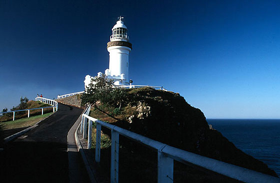 Lighthouse Hikes around the World - Cape Byron