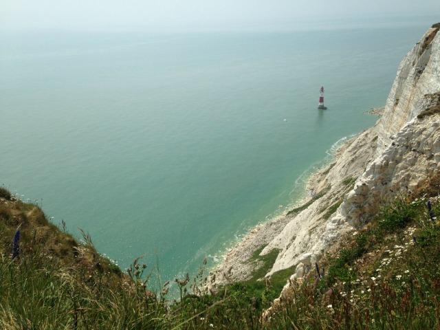 Lighthouse Hikes around the World - Eddystone