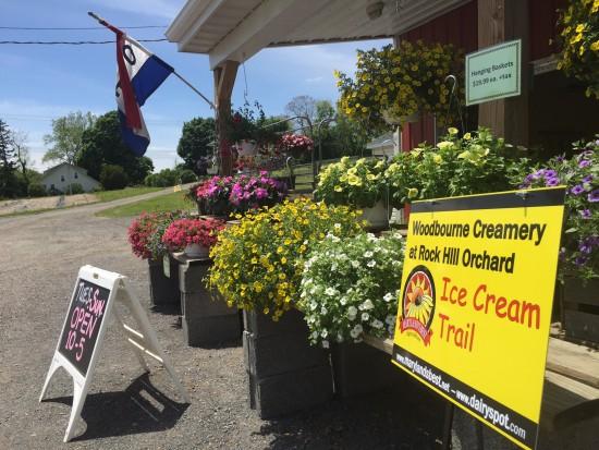 Ice Cream Trails Around the World - America