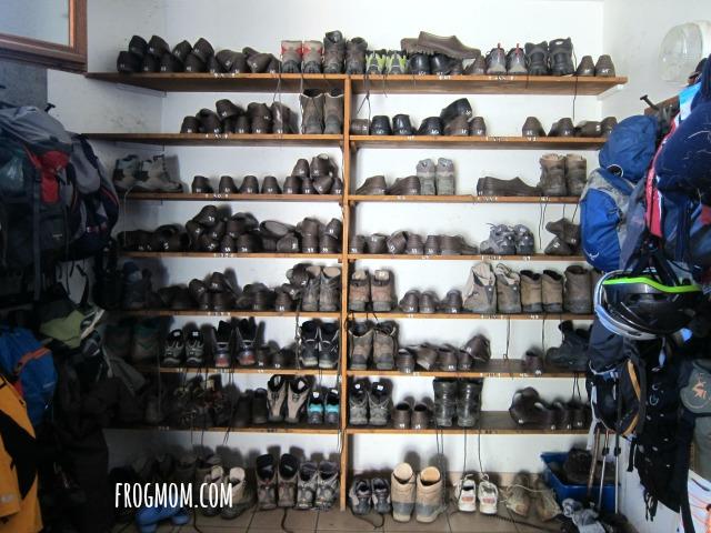 Les Estagnous - Boots