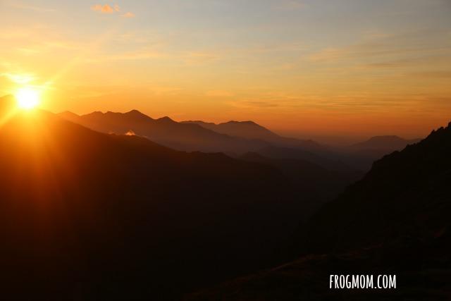 Les Estagnous - Sunset