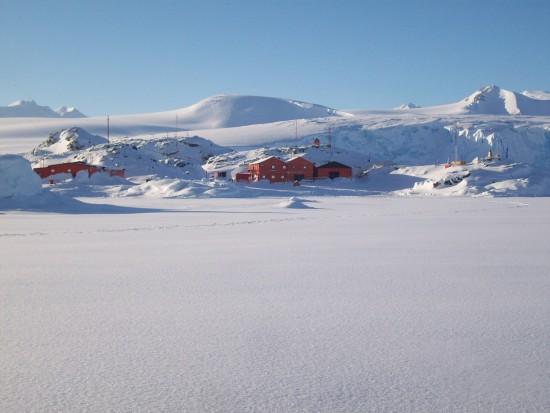 Ice Cream Trails Around the World - Antarctica