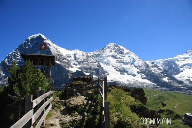 Jungfrau-Aletsch World Heritage Site - Kleine Scheidegg