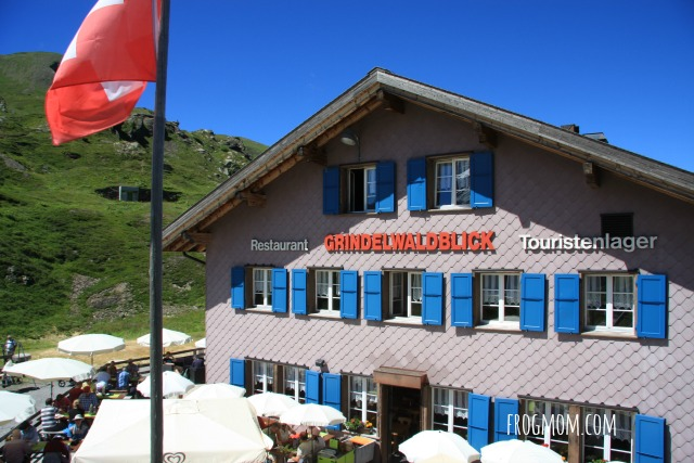 Jungfrau-Aletsch World Heritage Site - Restaurant