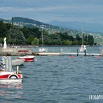 Lausanne with Kids - Ouchy