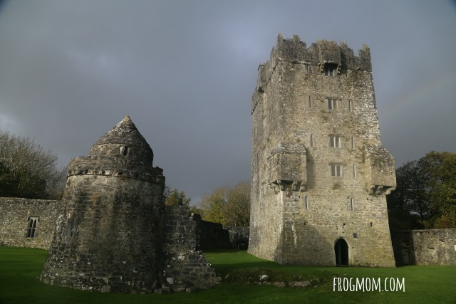 Pirate Queen of Ireland - Aughnanure Castle