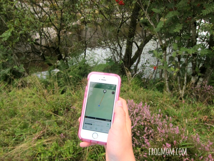 Geocaching app review - Quarry
