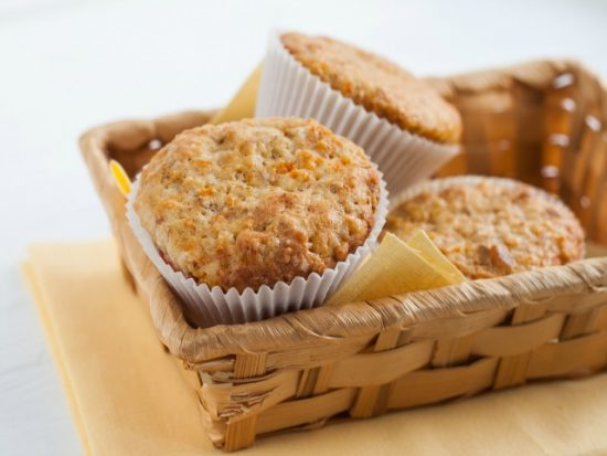 Pumpkin Recipes for Kids - Pumpkin Muffins Recipe