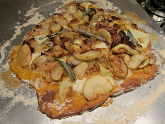 Pumpkin Recipes for Kids - Pumpkin Pizza