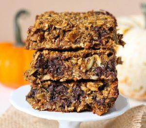 Pumpkin Recipes for Kids - Pumpkin Bars