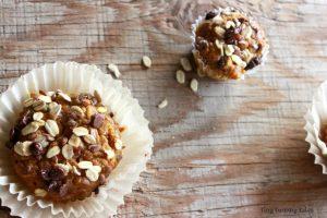 Pumpkin Recipes for Kids - Pumpkin Chip Muffin