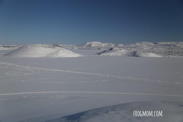 Lake Myvatn - Skutusdadir