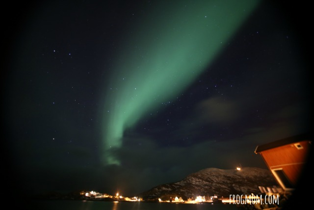 Best places to see northern lights norway