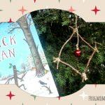 Stick Man Twig Christmas Ornament