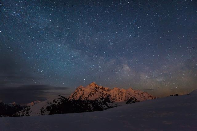 Winter Science Stars