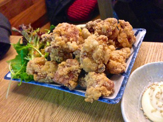 Karaage chicken