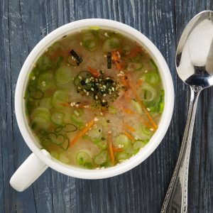 Hanami Miso Soup Picnic