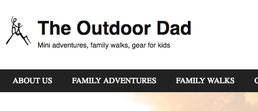 Top 20 Outdoor Dad Blogs