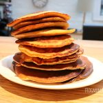 Banana and Oat Milk Vegan Pancake Recipe