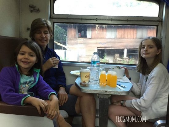 Bangkok Chiang Mai Train