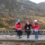 Mother-Daughters Backpacking Trip: Lock Muick, Scotland