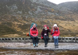 backpacking loch muick