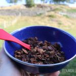 Chocolate Granola Recipe for Camping (Gluten-free, Vegan, Dairy-free)