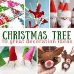 Great Decorations Ideas for the Christmas Tree