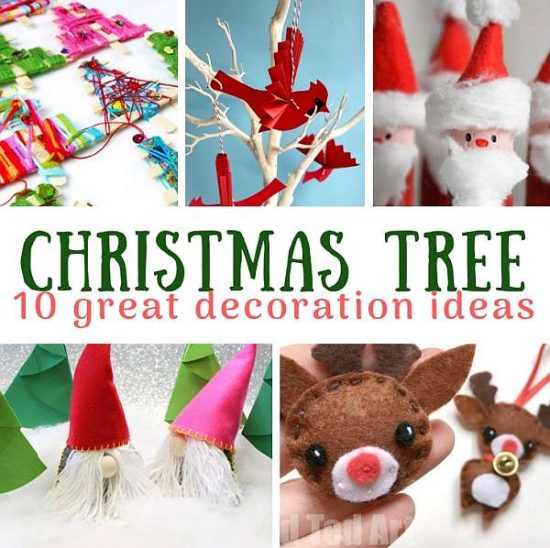 Easy Paper Crafts While Other Are More Challenging Sewing Christmas Projects Here You Will Find Small Selection Of Various Ideas To Try With Your Kids
