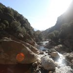 Winter Hiking & Swimming at Gorges d'Heric
