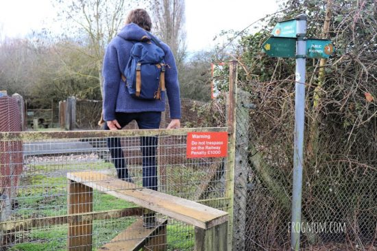 Ankerwycke Walk