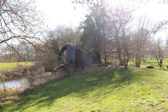 Painshill Park - Waterwheel
