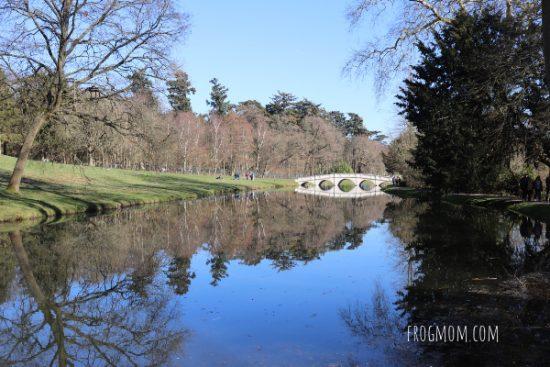 Painshill Park - Bridge