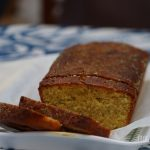 Spruce Tip Almond Cake Recipe