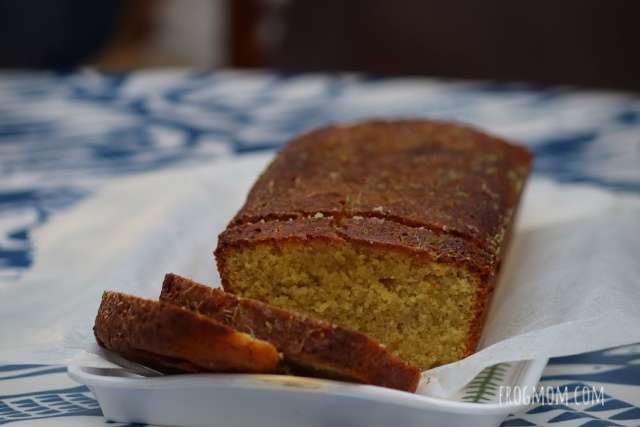 Spruce Tip Cake