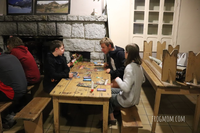 Refuge Wallon Marcadau - Board Games