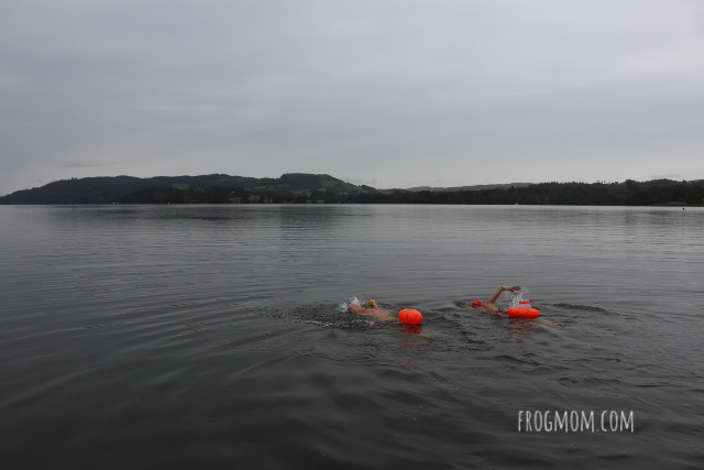 Windermere swim