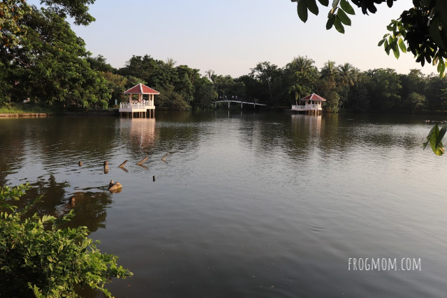 Bang Krachao - Sri Nakhon Khuean Khan Park And Botanical Garden