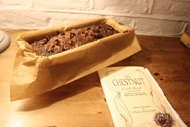 Chestnut honey cake recipe