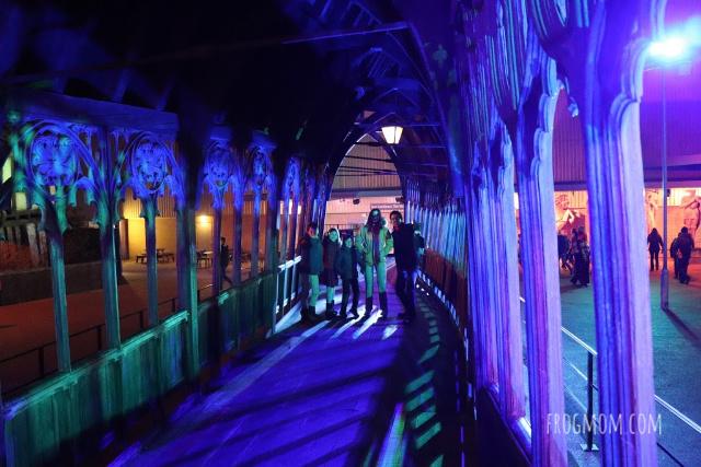 Deathly Hallows Bridge - Harry Potter studios
