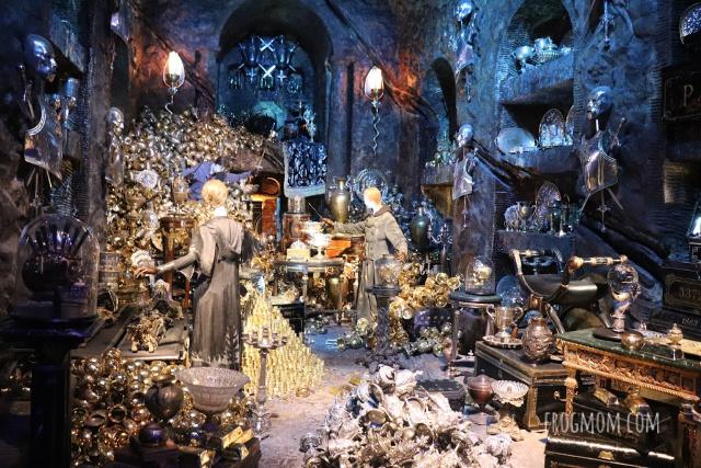 Treasure room - Harry Potter studio