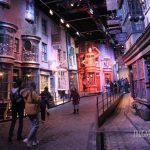 Visiting the Harry Potter Studios near London