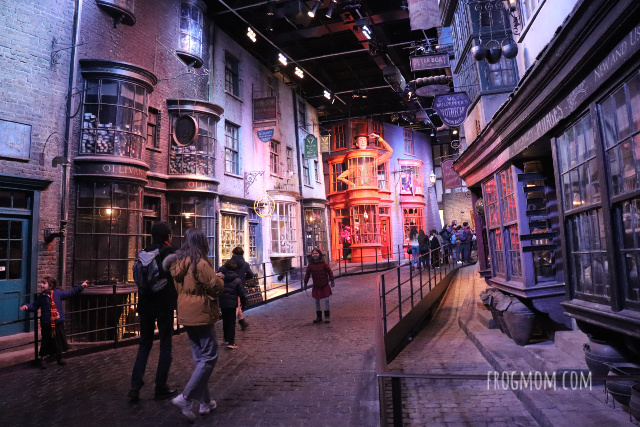 Diagon Alley - Harry Potter Studios